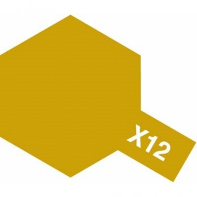 Tamiya X 12 Metallisiertes Gold Acryl Farbe 10ml Puzzle Online